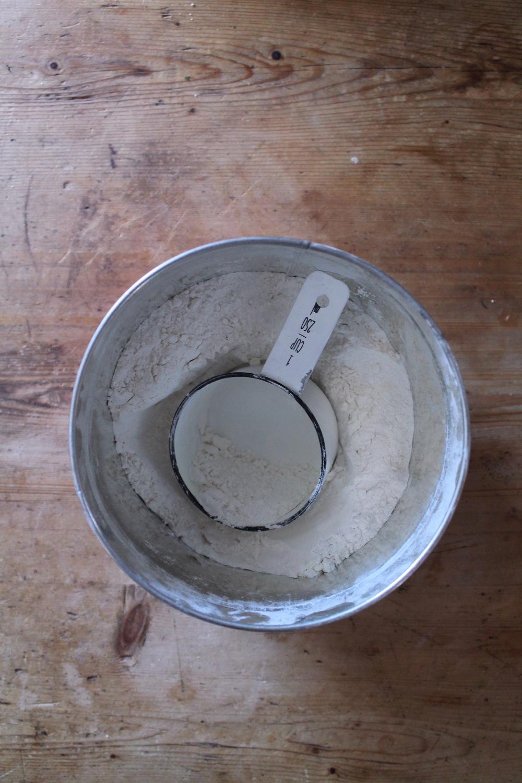 Flour | www.hungryinlove.com