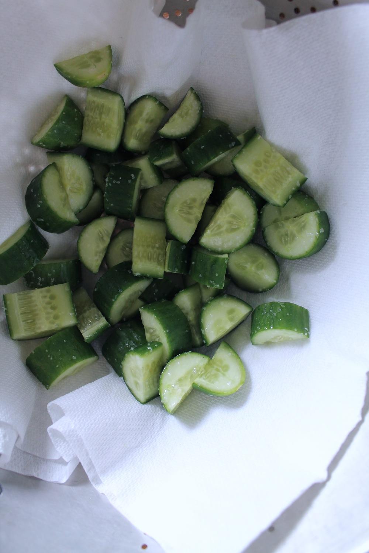 Cucumbers | www.hungryinlove.com