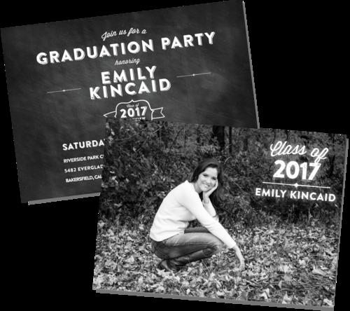 Retro chalkboard graduation party invitation retro chalkboard graduation party invitation filmwisefo