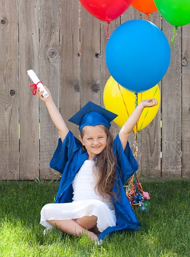 Preschool Graduation Pictures