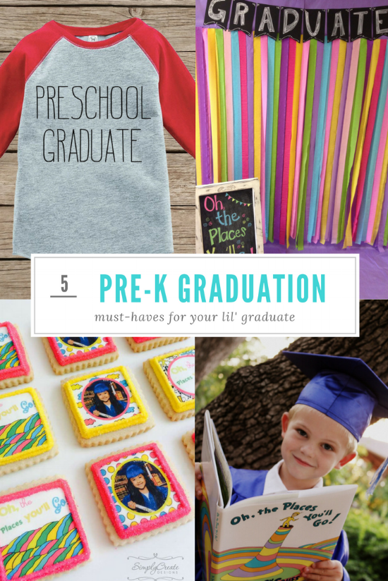 Blog celebrate in style - Kindergarten graduation decorations ...