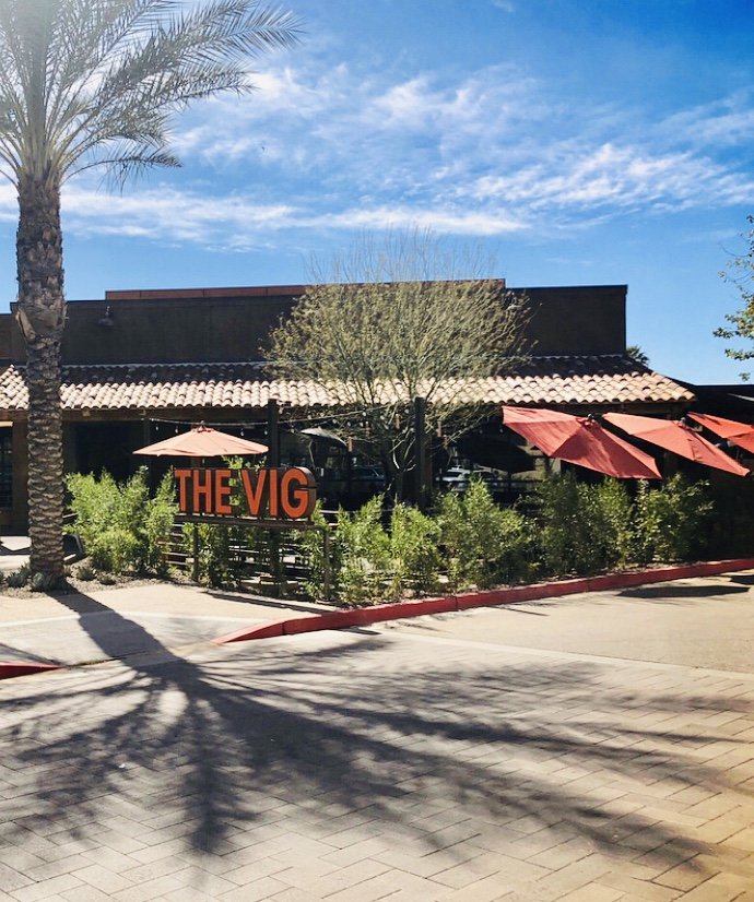 #bRUNch - Join us for #bRUNch on Saturday, May18th at The Vig (McCormick Ranch). Start your morning off on the right (or left) foot with a fun 5k run (walk, skip, or stoll) followed by a B.Y.O.B. (buy your own brunch) at The Vig.