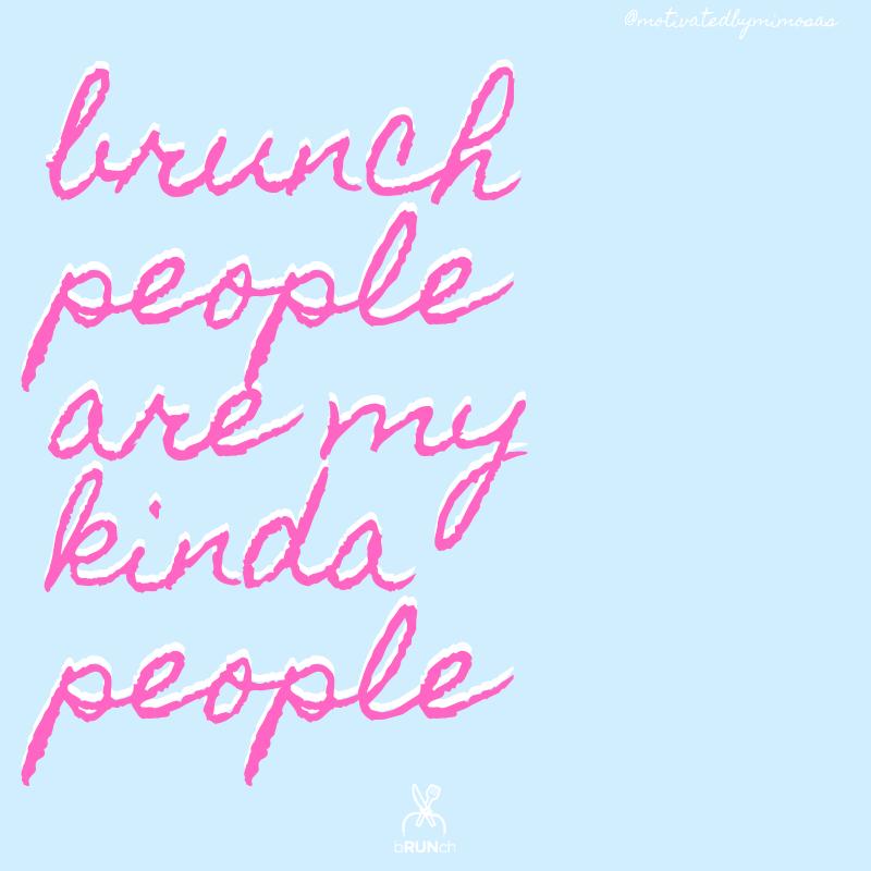 brunch people