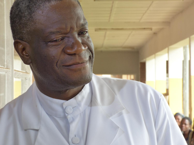 Intervention du Dr Denis Mukwege au Conseil des droits de l'homme – 8 mars 2016