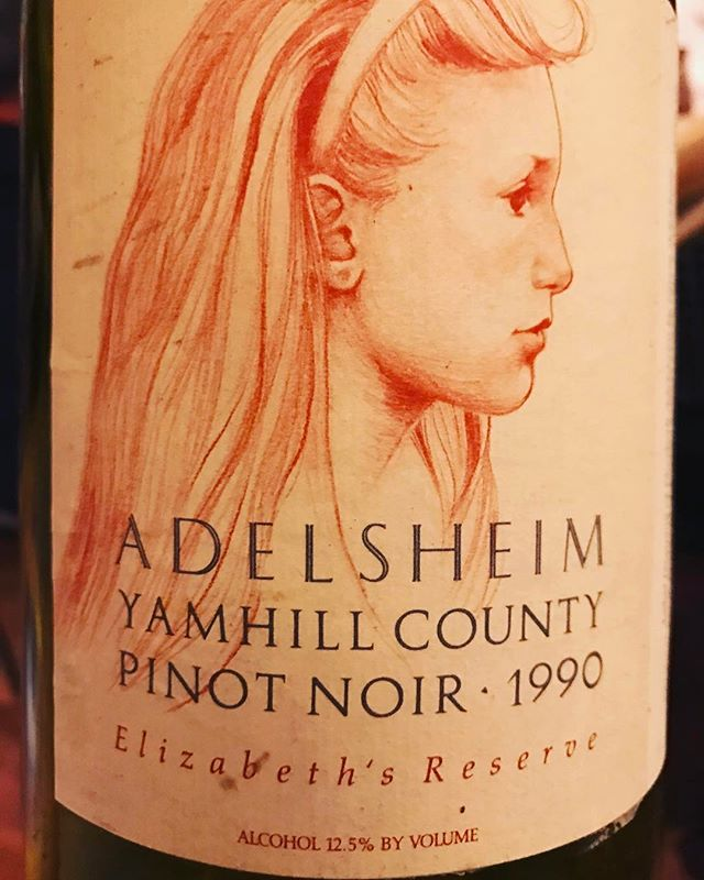 Honored to taste this national treasure! Holy ship! what a killer wine!