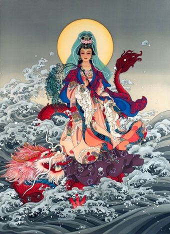 Kwan Yin Courtesy of Caroline Young.