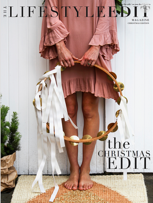 The Life Style Edit - Christmas 2016