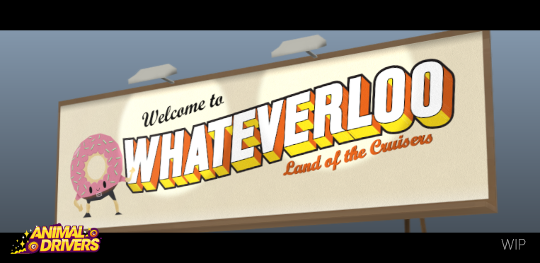 Welcome to Whateverloo!