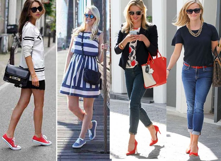How to look taller without heels (Photos)