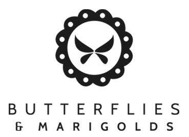 Butterflies & Marigolds