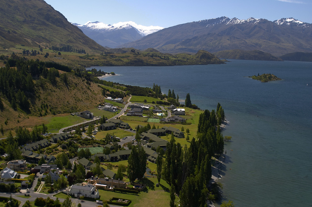 Edgewater- Lake Wanaka, New Zealand