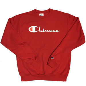 051705ad4326 Chinese Champion Crew Neck