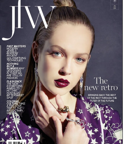 JFW MAGAZINE     Autumn 2016