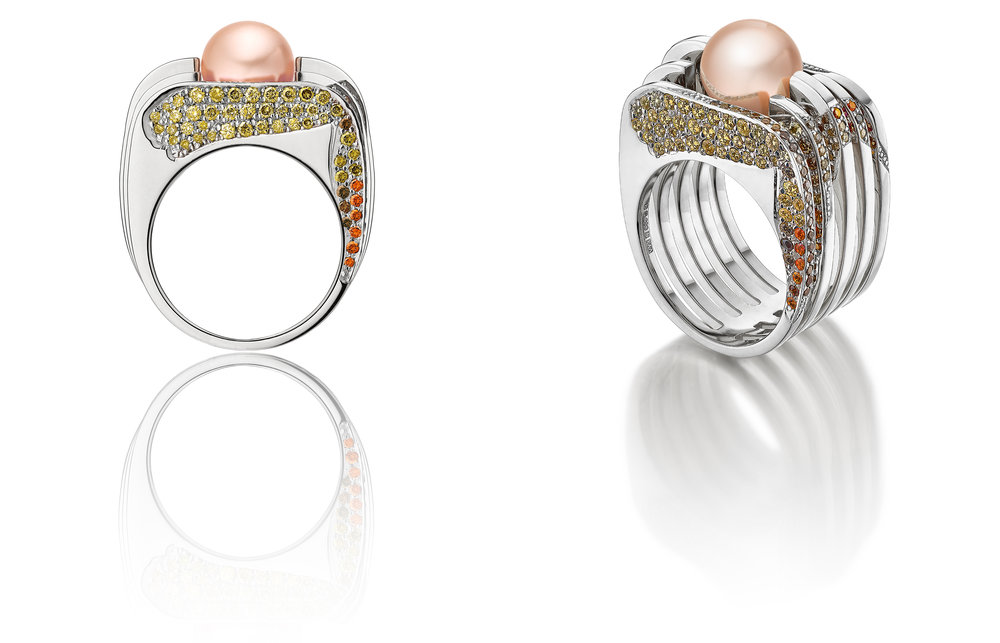 Vicky Lew London - Yellow Chrysolampis Mosquitus Ring (both).jpg