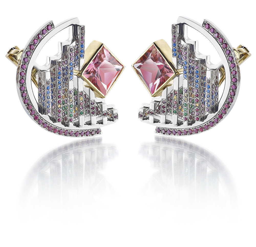 Vicky Lew London - Thalurania Colombica Earrings (side).jpg