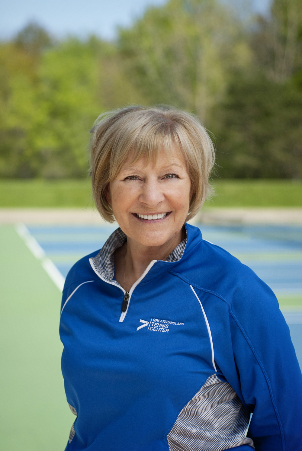 Susie Staloch Tennis Professional
