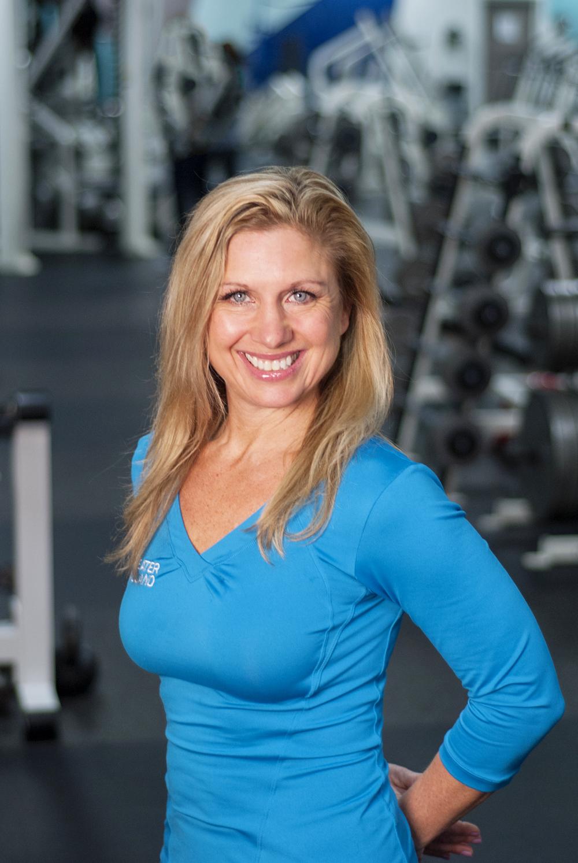 Julie Dunsmore, Wellness Coordinator