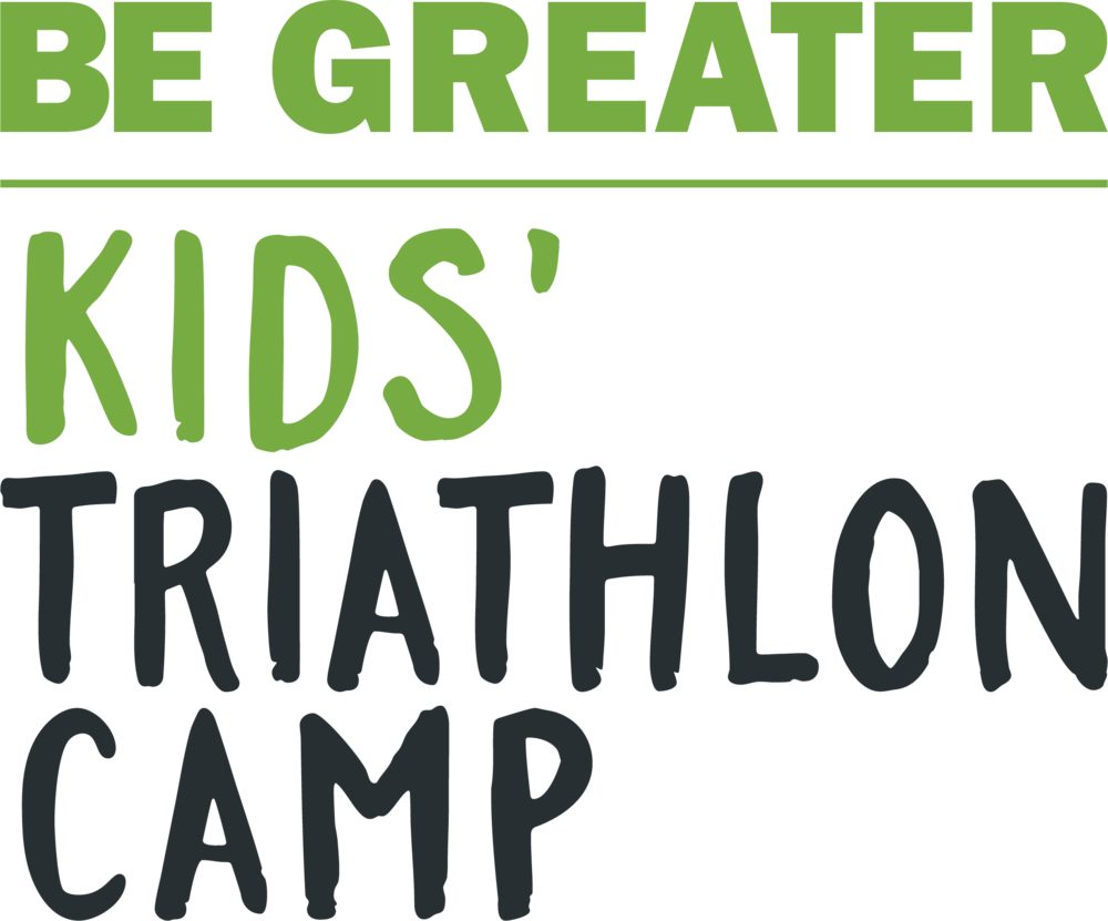 Want a little more in depth training? Try Be Greater Kids Tri Camp July 10-14. During this week long camp; youth ages 6-9 will meet from 9-1130AM and ages 10-13 will gather from 130-4pm to practice the basics of swimming, cycling and running while increasing their confidence in all three disciplines. Children participating in either the Tri Clinic or Camp must provide their own bicycle, helmet and swimsuit. **Be Greater Tri Camp is generously powered by Blue Cross Blue Shield of Michigan.
