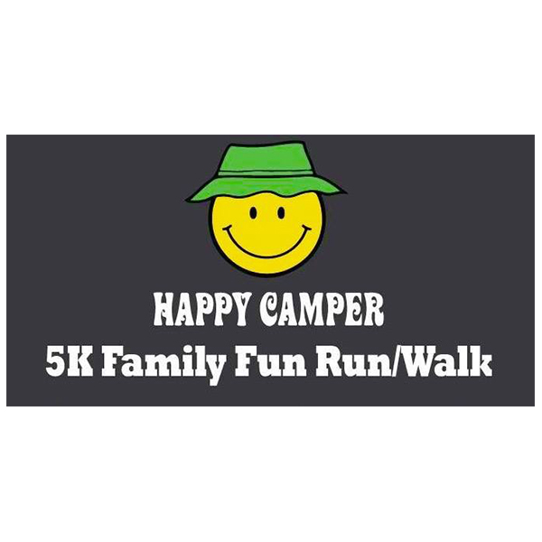 CAMP FISH TALES HAPPY CAMPER 5K PINCONNING SUNDAY, SEPTEMBER 30