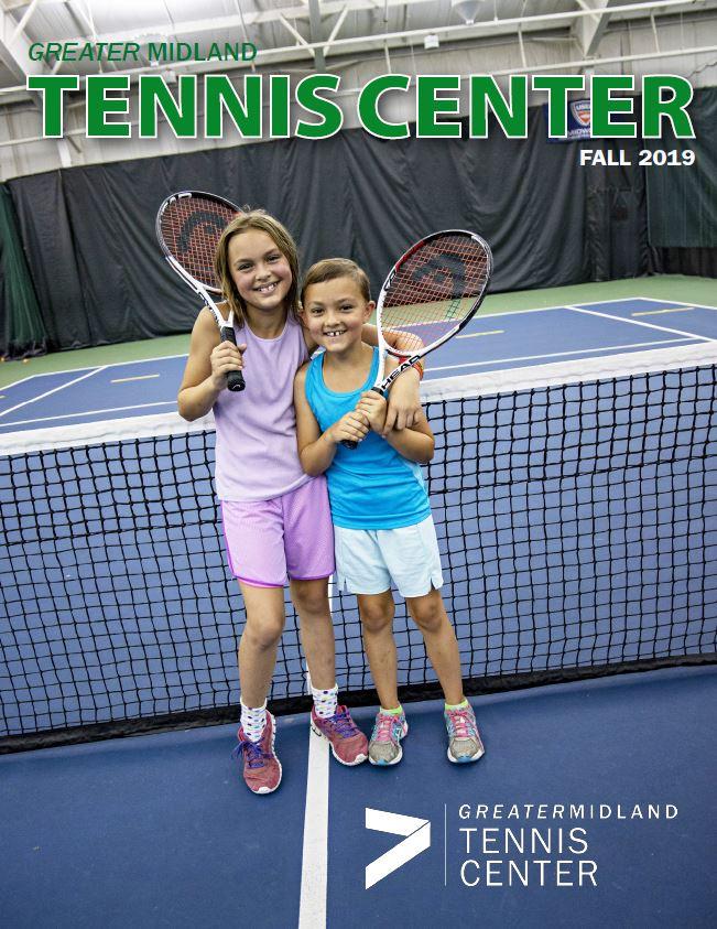 Tennis Center — Greater Midland
