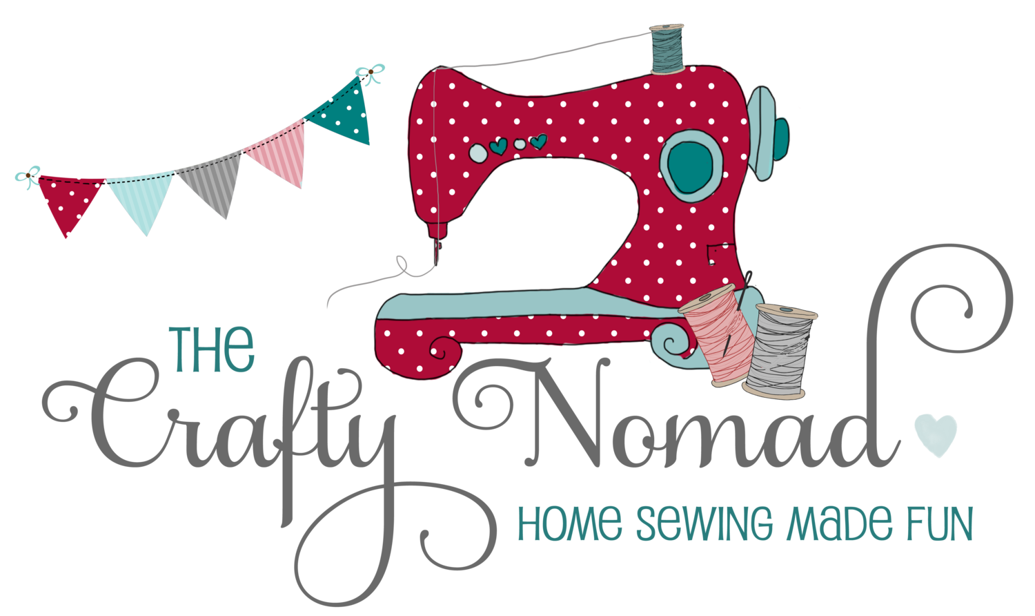 Sewing Machine Pin Cushion — The Crafty Nomad: Quilt Patterns ...