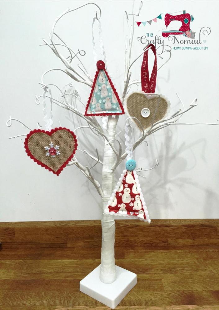 The Crafty Nomad Christmas Decorations WM.jpg