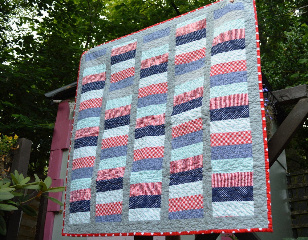 Happy Go Lucky Quilt