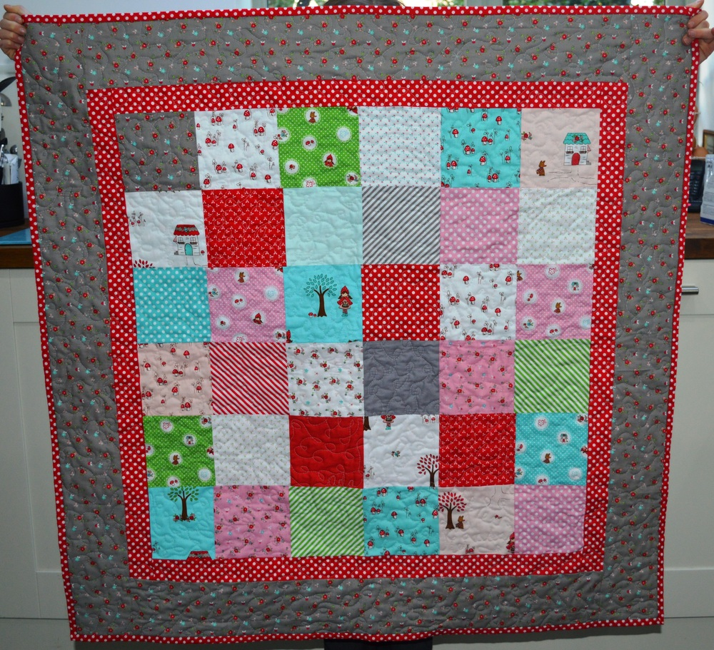 Little Red Riding hood Quilt
