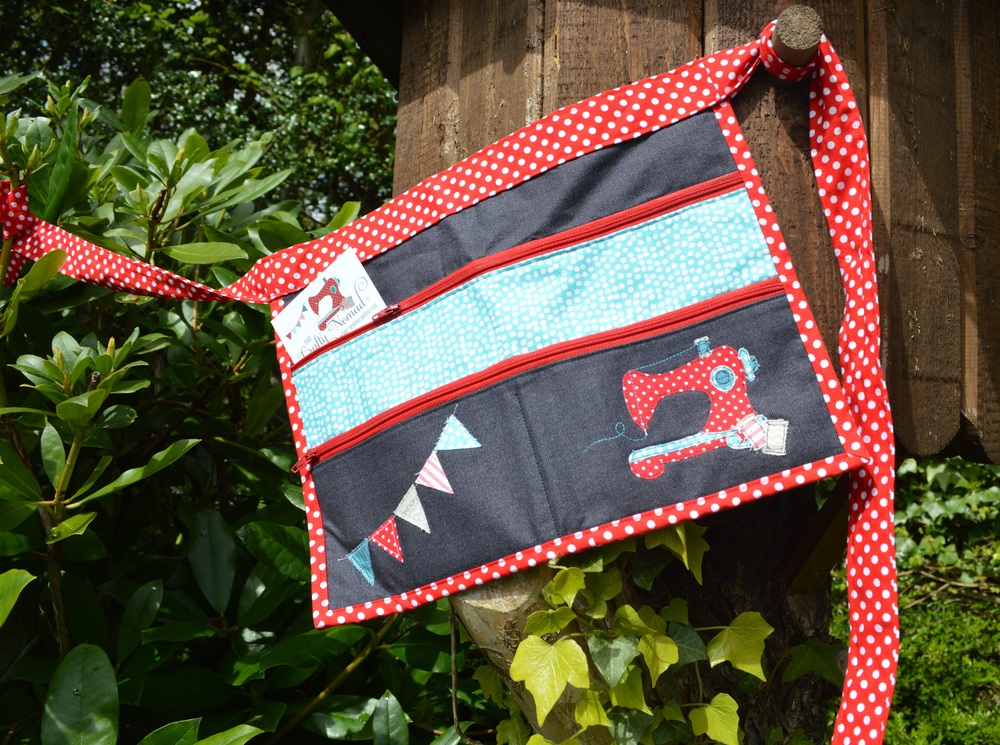 The Crafty Nomad Money Apron