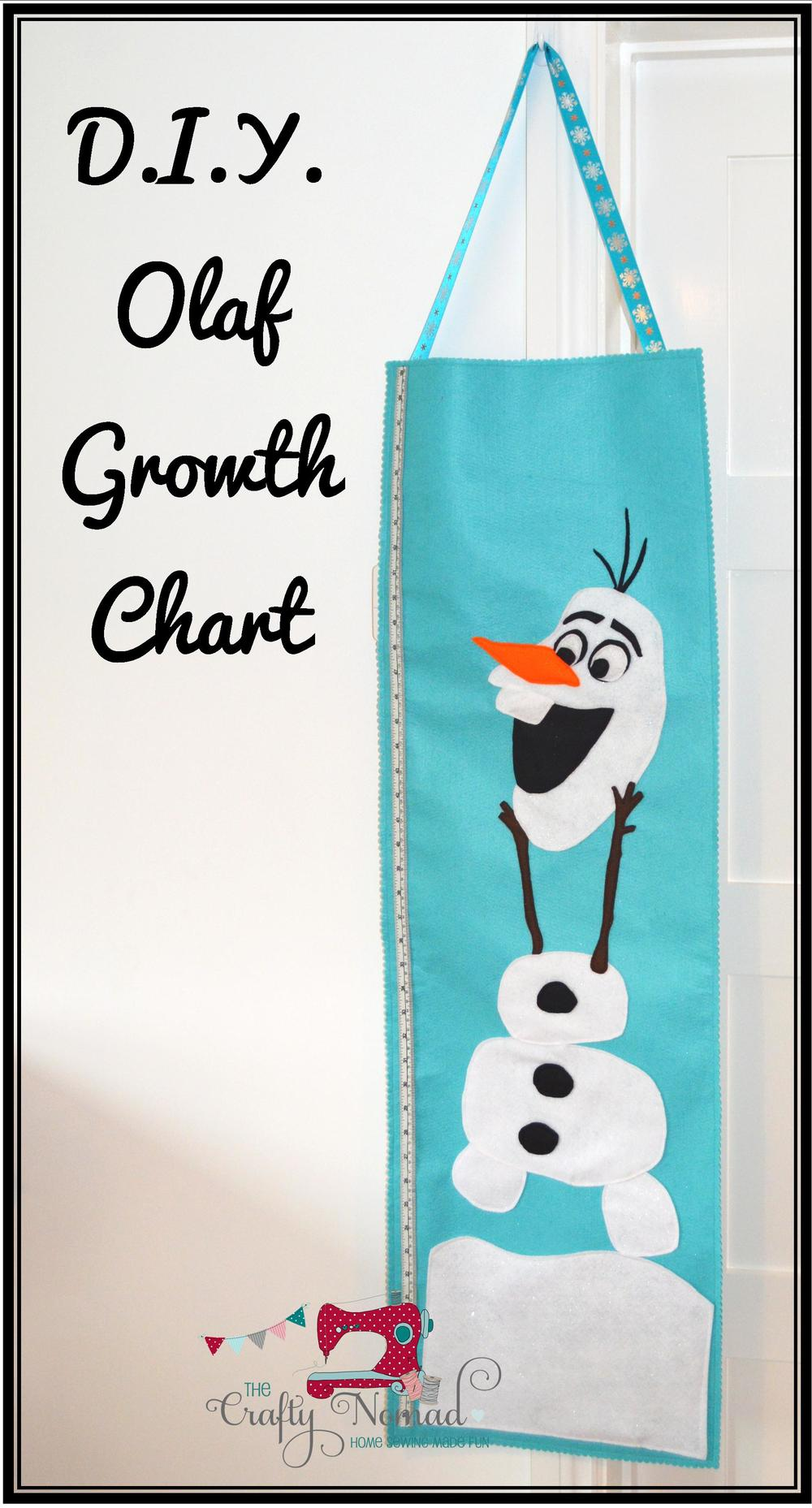 Olaf Growth Chart