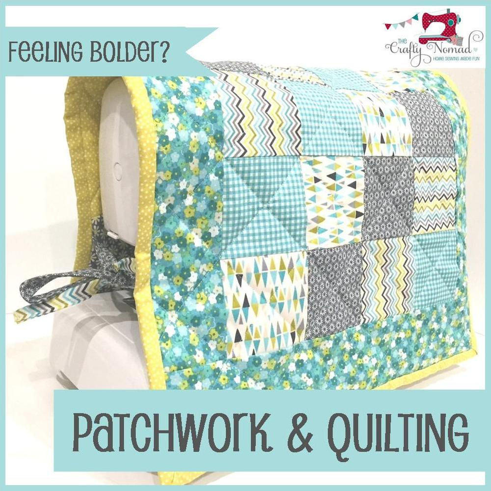 The Crafty Nomad Quilting and Patchwork class