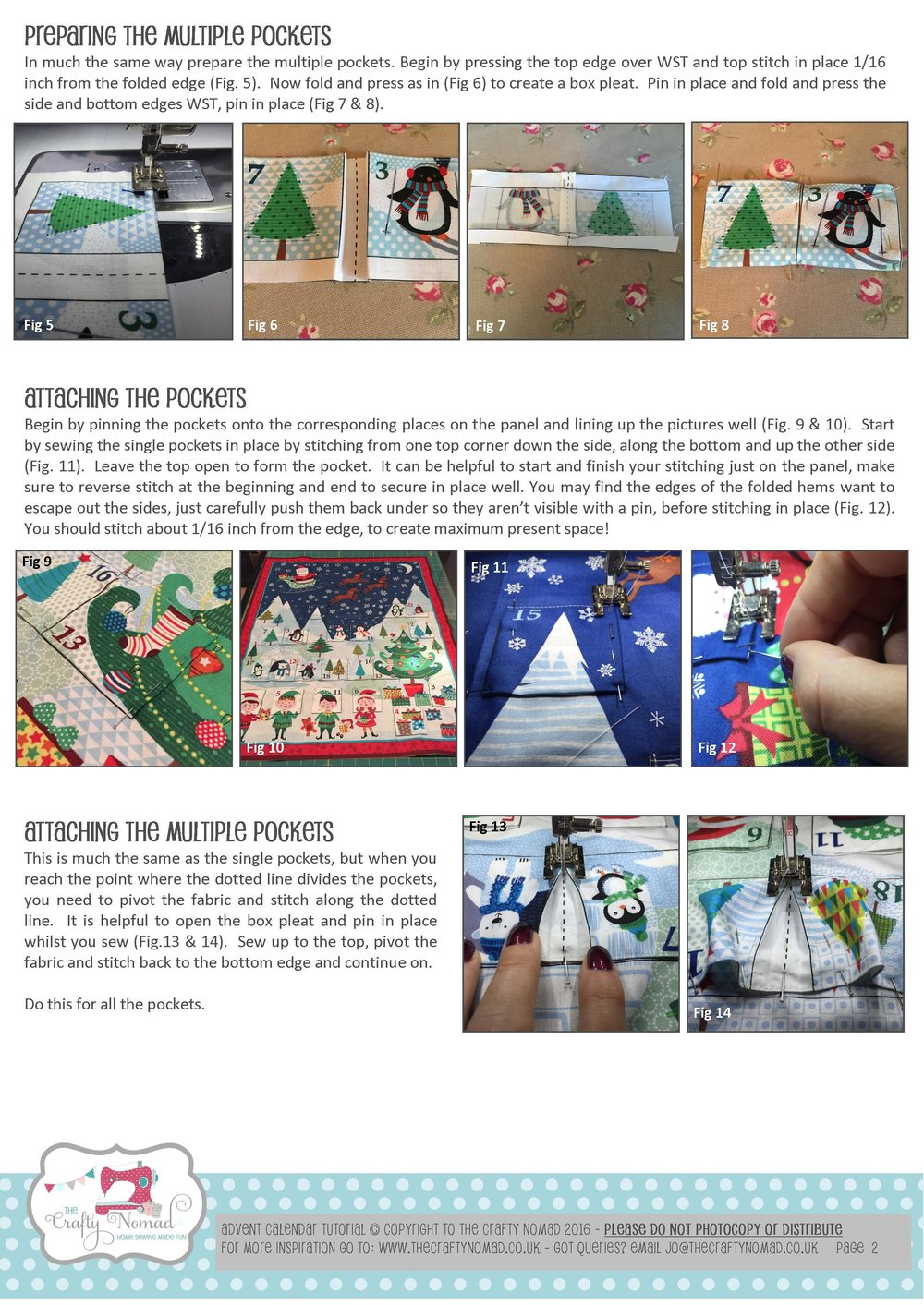 18 Advent Panel Tutorial Page 2 The Crafty Nomad.jpg