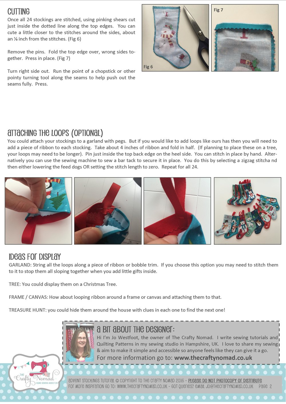 17 Advent Stockings Tutorial Page 2 The Crafty Nomad.jpg