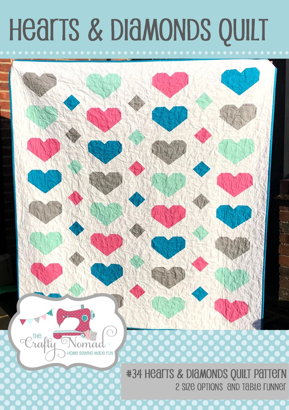 Hearts and Diamonds Front Page The Crafty Nomad.jpg