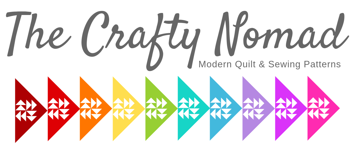 The Crafty Nomad: Sewing Classes & Quilt Patterns
