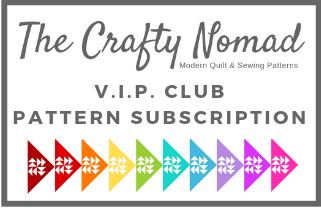 VIP Club - Modern Quilt Pattern Subscription Service