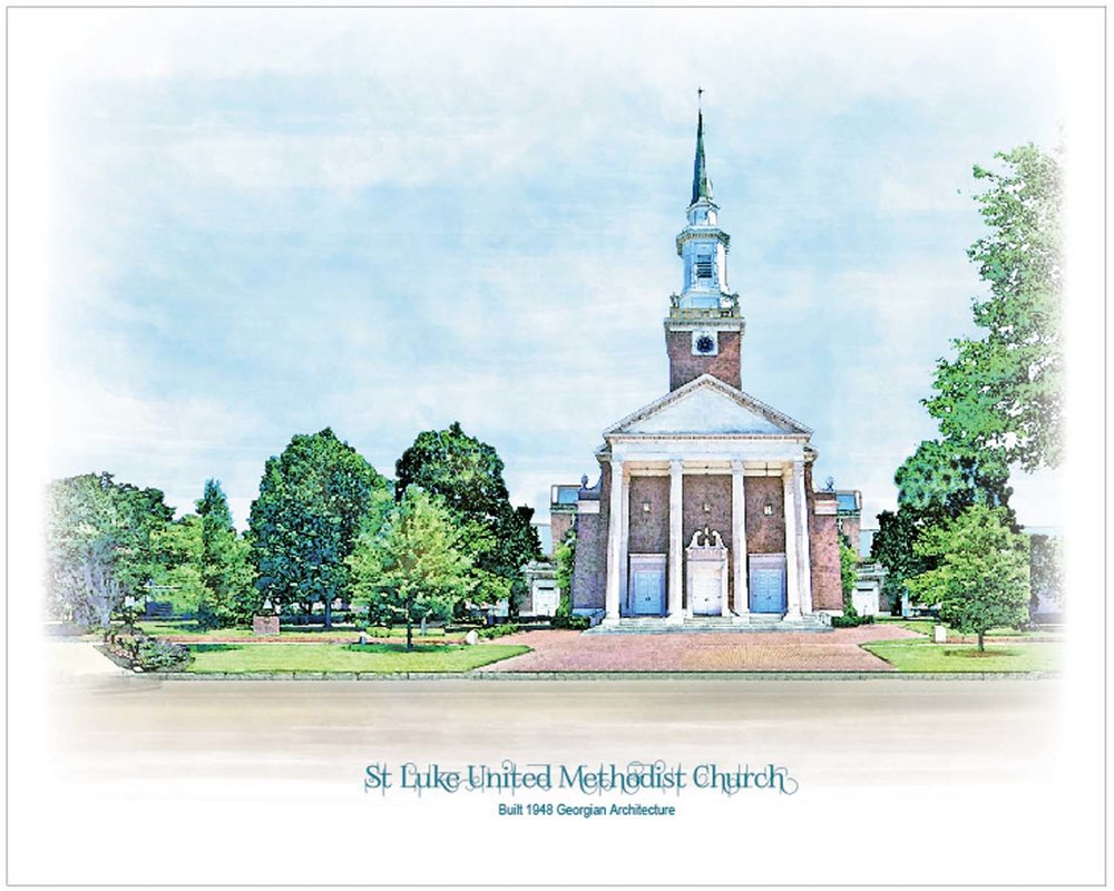 St Luke United Methodist Church