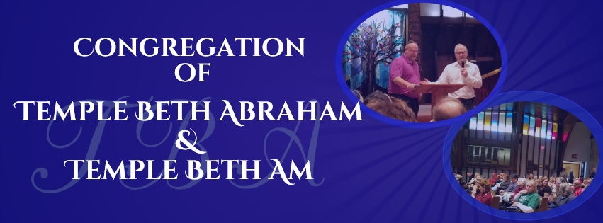 Today's merger vote was a success. 263 voted yes and 10 voted No. Beth Abraham had over 150 yes votes. I'm sure everyone appreciates Mark & Andrew's hard work and many meetings to get this through. We are now a Congregation moving forward