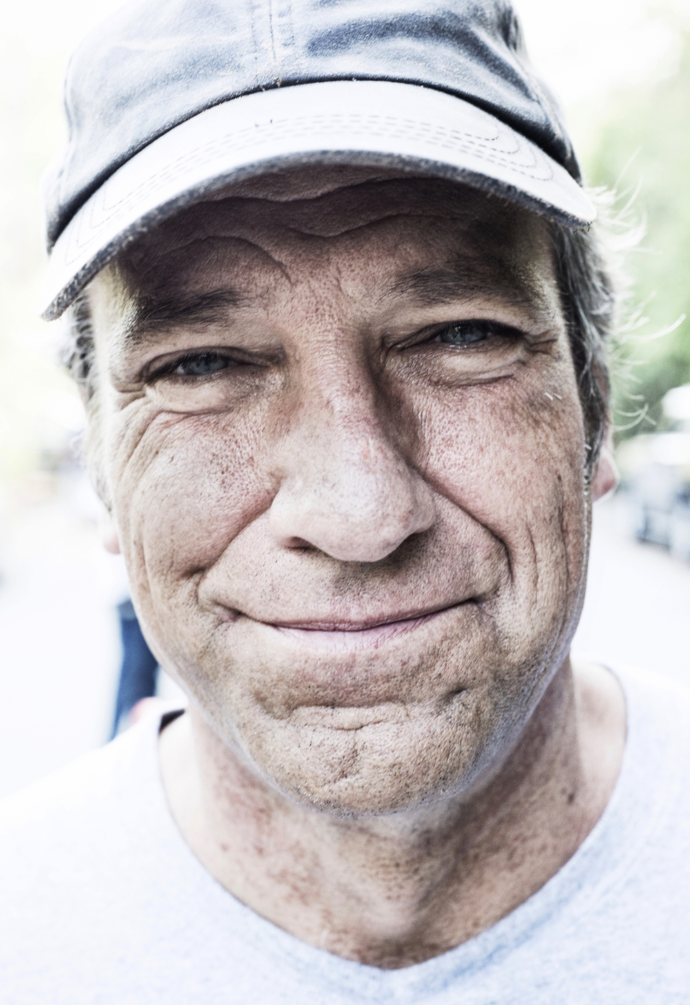 Mike Rowe - May 16