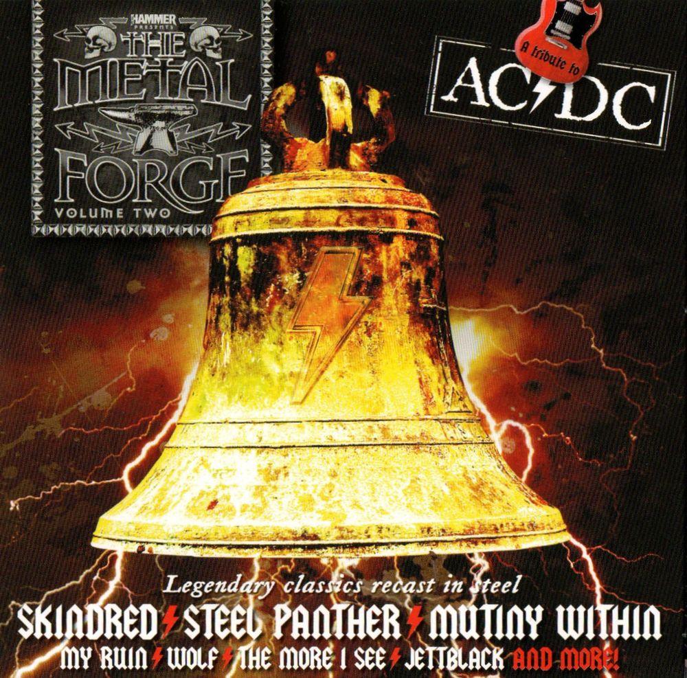 Metal Hammer AC/DC Tribute