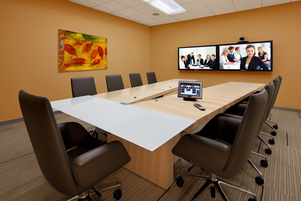 Video conference rooms avyve for Hotel name design