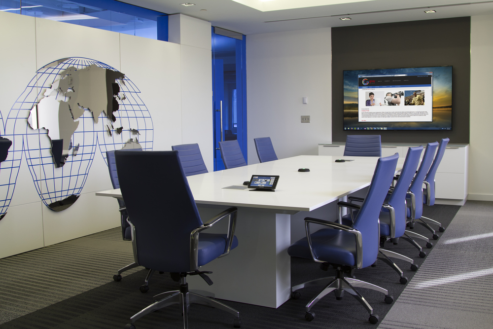 Gray TV Conference Room