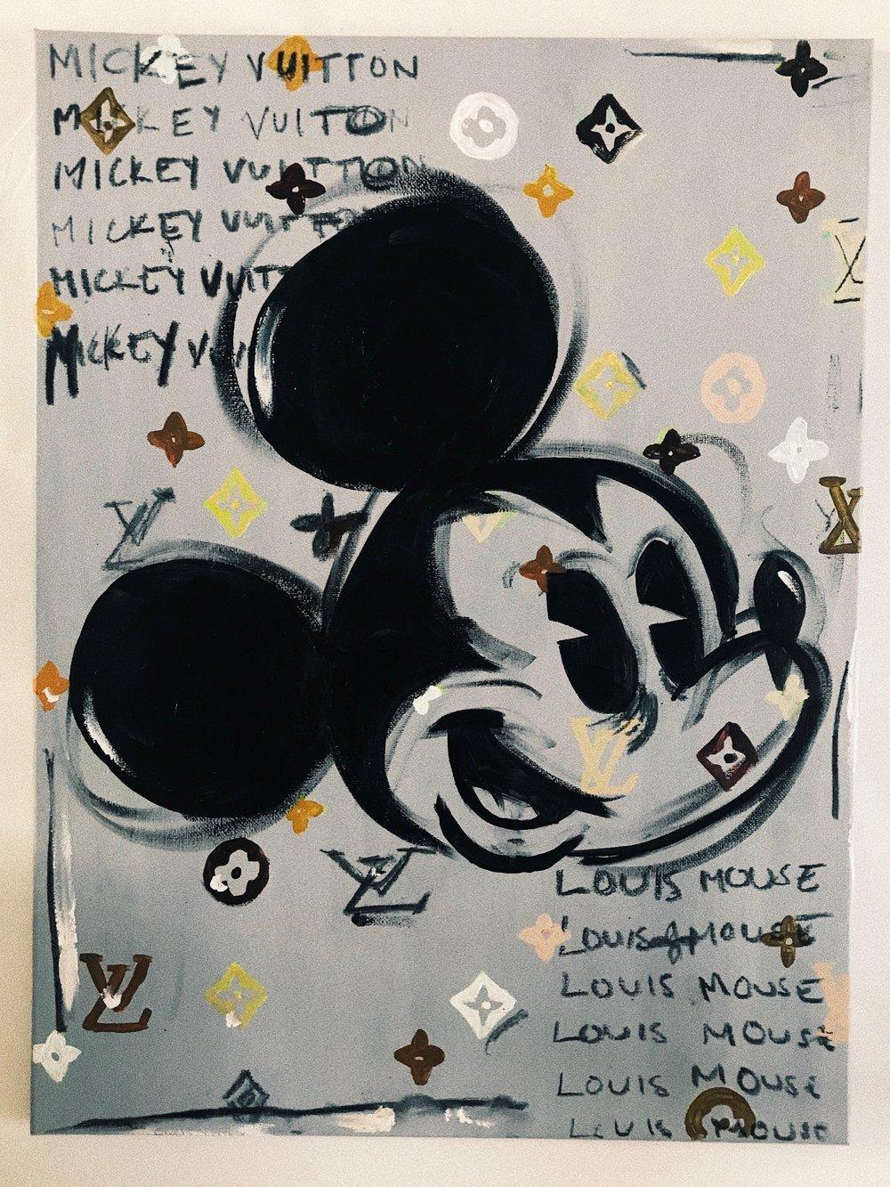 Mickey Vuitton