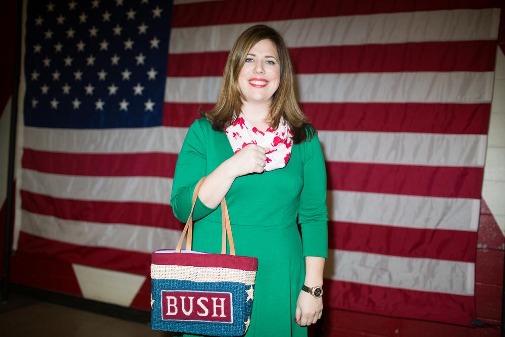 Bush Supporter
