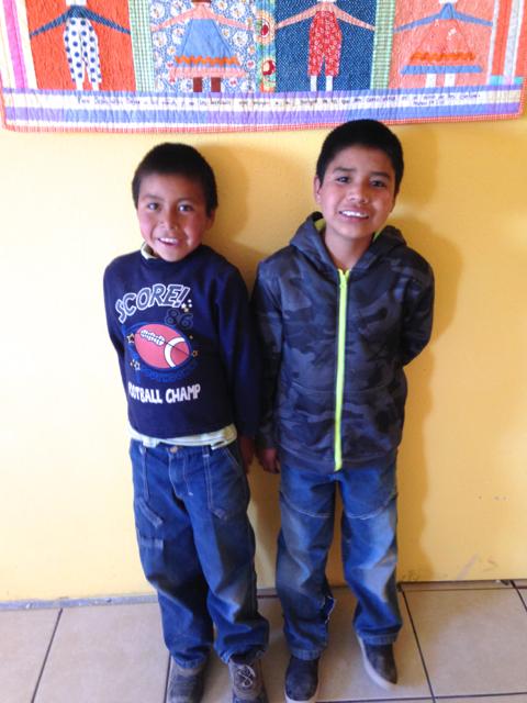 Luis y Jorge