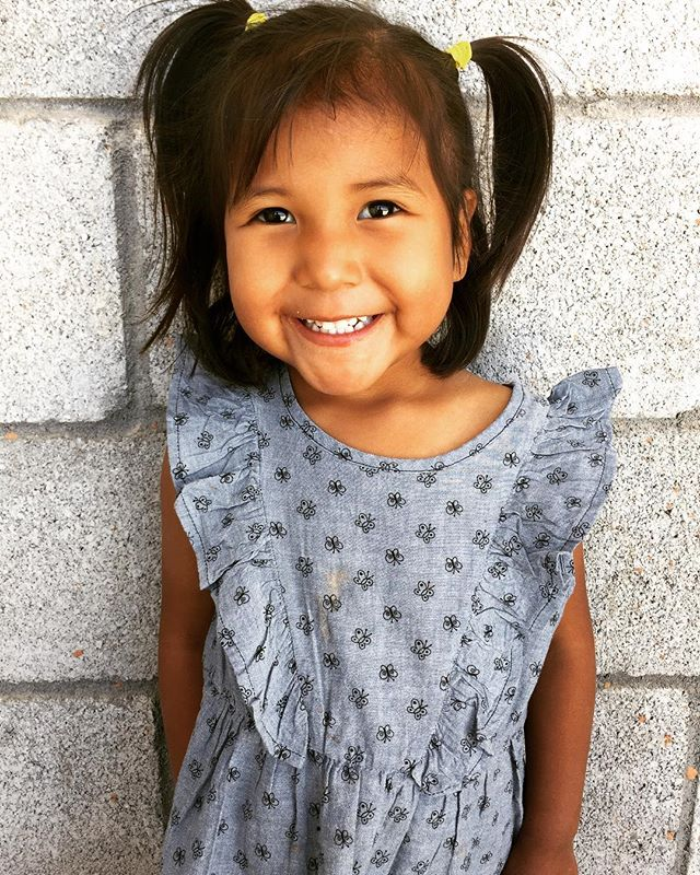 Please be praying for our newest little addition to the Casa de Bendición family. Diana, 3 years old!