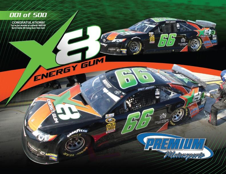 #66 - Brett Moffit @ Homestead Raceway 2014