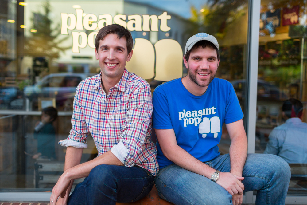 Brian Sykora & Roger Horowitz  Pleasant Pops Co-Founders
