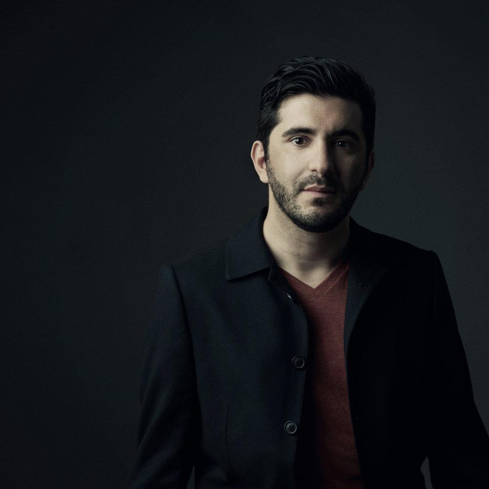 Elias Amari - portrait