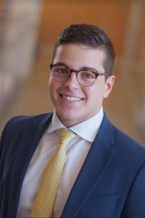 Daniel Radi   Director of Alumni Relations